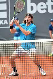 Hamburg European Open: Stefanos Tsitsipas after defeating Koepfer in the  quarterfinals · tennisnet.com