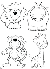 Zoo Coloring Page Coloring Pages Zoo Animals Zoo Coloring Pages Zoo