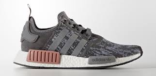 adidas shoes nmd grey and pink. ds adidas nmd r1 tri colour grey size 9 men\u0027s shoes city of nmd and pink