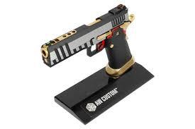 Handgun Display Stand Beauteous AW Custom Toughened SGA Acrylic Pistol Display Stand HiCapa VX Ser
