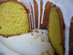 Lemon Supreme Pound Cake With Simple Lemon Icingglaze Recipe