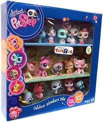 Littlest Pet Shop Light Up Dragonfly Littlest Pet Shop Outdoor Adventure Pets 15 Pack Hasbro Toys