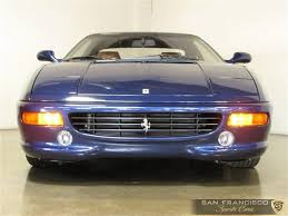 The f355 is exceptionally good. Used 1999 Ferrari F355 Berlinetta For Sale Special Pricing San Francisco Sports Cars Stock 234234448