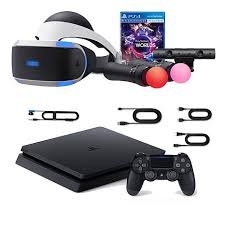 sony ps4 console. sony ps4 core with playstation vr worlds bundle ps4 console