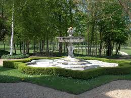 Fountain - Castle of Anet - France