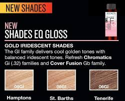 Image Result For Redken Shades Eq Cream 08gi Iced Gold
