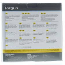 Targus Charger Compatibility Chart Buy Targus Notebook And Tablet Charger Apd046eu Online