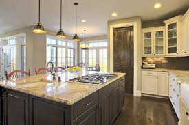 Of White Kitchens With Dark Floors Kitchens Jdt Construction