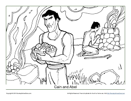 53 Unique Sunday School Coloring Pages For Preschoolers Free