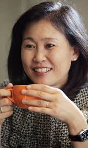 Michelle Park Steel, a member of the California Board of Equalization, is the highest ranking Korean-American elected official in the U.S., overseeing the ... - 2009110900195_1