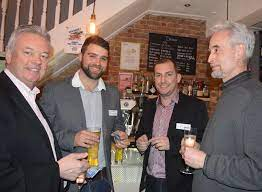 Networking night at The Astor seeks to bring Deal businesses together