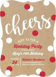 Christmas Party Invitation Message Party Invitation Wording From