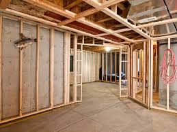 2021 basement framing cost how to
