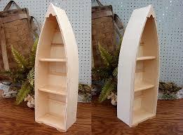 moose r us com wood boat shelf craft project wall hanger 24