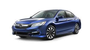 2017 Honda Accord Hybrid news and fuel economy, gas mileage