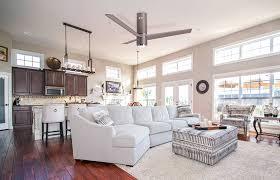 orient aeroslim ceiling fans champagne brown