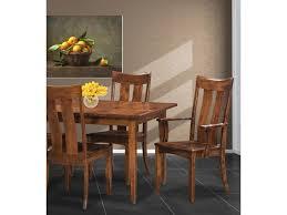 Trailway Wood Arlington 5 Piece Customizable Solid Wood Table