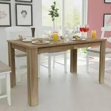 Esstisch Esszimmertisch Küchentisch Holztisch Esszimmer 140x80x75cm Eiche