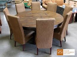 72 inch round table solid wood corduroy dining chair