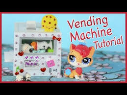 How To Make A Squishy Vending Machine Classy Miniature Squishy Vending Machine Tutorial WORKS For LPS