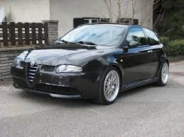 A Small-ish Blog About Cars (#2)- The Alfa Romeo 147 GTA