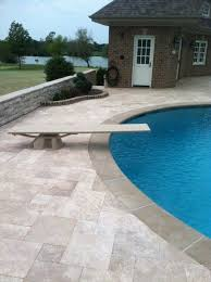 pool deck pavers for