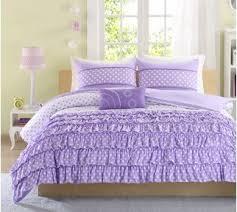 Amazon Mizone Girls 4 Piece forter Set Purple Twin