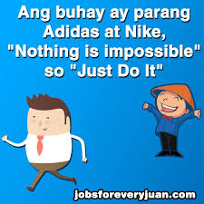 Inspirational Quote Motivational Quote Tagalaog Quotes Filipino