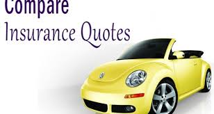 Auto Insurance Quote Comparison Magnificent BEST OF LUCK Articles How To Compare Auto Insurance Quotes