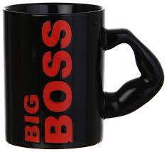 """Купить <b>Кружка Lefard</b> 563-004 """"<b>Big Boss</b>"""" 500 мл по низкой цене с ..."""