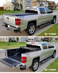 Amazon.com: Tyger Auto TG-BC3C1006 TRI-FOLD Truck Bed Tonneau ...