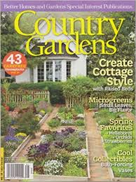 country gardens magazine. Fine Magazine Country Gardens Magazine Early Spring 2013 Create Cottage Style  Amazoncom Books And R