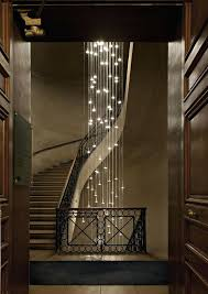 stair lighting fixtures. Stairway Lighting Fixtures Not Sure Which Is More Or The Cascading Lights Within A . Stair R