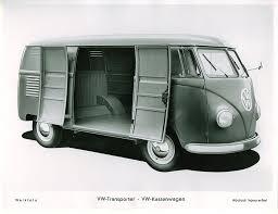 vw type 2 t1 1950 through 1967