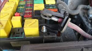 fusebox range rover p38 4 6hse 96 fusebox range rover p38 4 6hse 96
