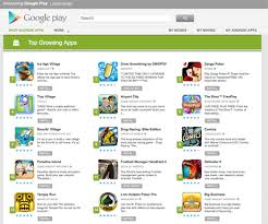 Charts 2012 Top 100 68 Of The 100 Top Grossing Uk Android Apps Are Freemium
