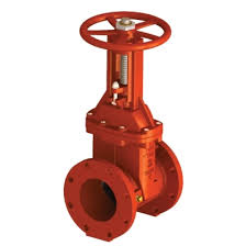 Gate Valve Pressure Rating Chart Ul Fm Gate Valve Os Y Awwa C515 Water Works And Fire