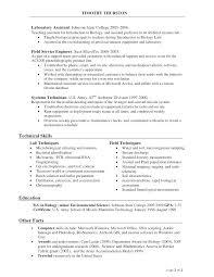 Career Objective For Teacher Resumes Teacher Assistant Resume Biology Teacher Resumes Assistant Resume