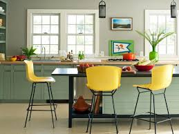 40 Colorful Kitchens HGTV Delectable Colorful Kitchen Ideas