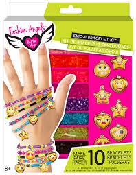 emoji bracelet design kit