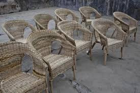 how to refresh dried out wicker