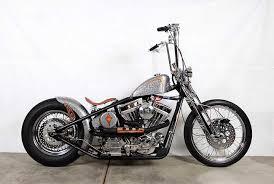 hanger classic bobber motorcycle