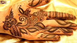 Best Arabic Mehndi Designs For Palms Leafy Touch Mehendi By