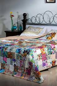 Buy Online-Cotton Patchwork Printed Quilts-Rajasthani Patchwork ... & Cotton Patchwork Printed Quilts-Inside Cotton/Poly fiber Sheet Adamdwight.com