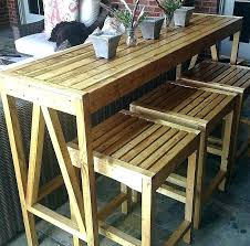 Build Your Own Patio Bar Stools Awesome How To Make  Diy Outdoor  Build Your Own Bar Stools D69