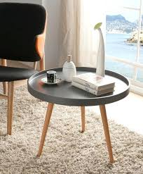 round tray coffee table round tray coffee table is best furniture for living room or office