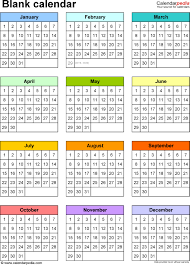 Microsoft Calendar Templates Blank Calendar 9 Free Printable Microsoft Word Templates