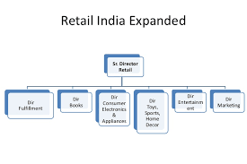 Amazon Org Structure Study And Proposal For Entry In India