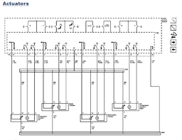solved gmc acadia denali hvac blend door actuator fixya i have found the schematic of the hvac 4 air door actuators of my gmc acadia denali 2011