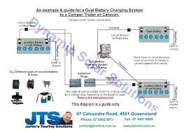 camper trailer wiring diagram tropicalspa co camper trailer battery wiring diagram camper trailer lights wiring diagram dual battery charging system to a
